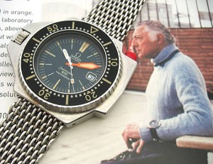 Agnelli with Omega PloProf 560