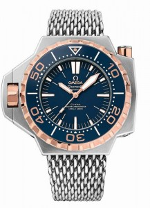 Omega Seamaster PloProf 1200M Sednagold - Perpetuelle