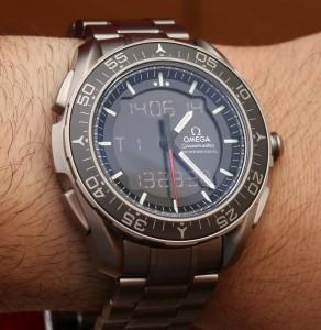 Omega Speedmaster X-33 Skywalker Watch Hands-On Hands-On