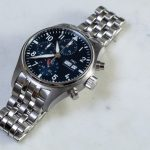 Hands On:New Best IWC Pilot's Watch Chronograph 41 Replica Watches